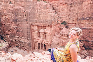 2 Day Guided Petra Tour from Tel Aviv