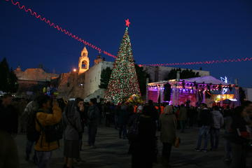 Christmas Eve Tour of Bethlehem from...