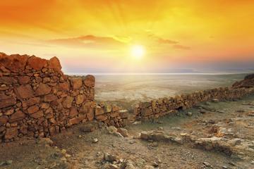 Excursión al Amanecer en Masada, Ein Gedi y Mar Muerto desde Jerusalén