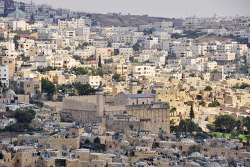 Gita giornaliera a Hebron da Gerusalemme: siti israeliani-palestinesi
