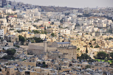 Hebron from Jerusalem
