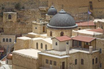 Tour in Jeep nel deserto da Gerusalemme: monastero di Mar Saba e Wadi