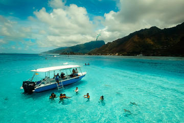 Discover Moorea by Boat