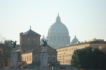 Passeio por Roma por conta própria...