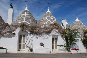 Shore Excursion from Bari: Alberobello Half-Day Private Tour