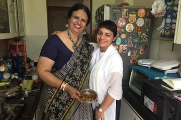 Home cooking and dining experience with a local family in Santacruz, Mumbai