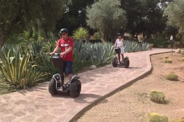 Segway-Tour durch Marrakesch