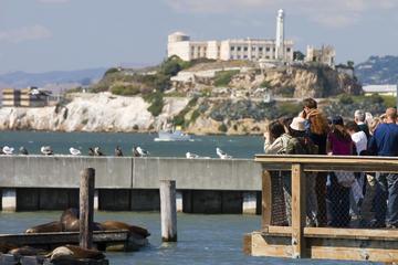 Passe 3 em 1: Alcatraz, San Francisco Dungeon e Madame Tussauds
