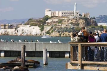 Passe 3 em 1 para São Francisco: Alcatraz, San Francisco Dungeon e...