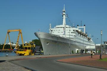 Visite d'exploration du SS Rotterdam