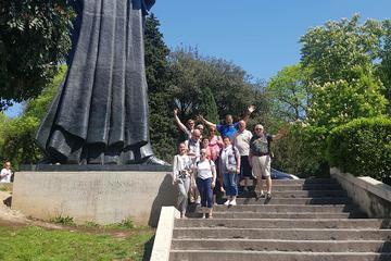 Visite guidée du Palais de Dioclétien...