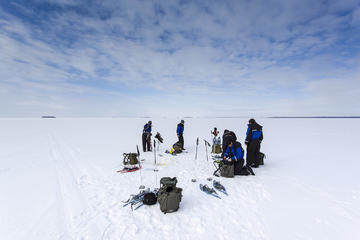 Experience Lapland - Ice Fishing