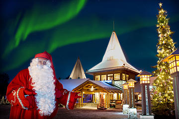 Highlights of Rovaniemi Day Tour