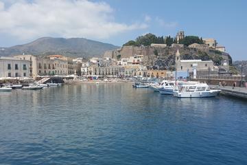 Aeolian Islands : Lipari and Vulcano Day Tour from Cefalù