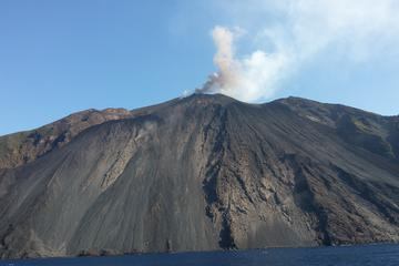 Aeolian Islands Tour to Panarea and Stromboli with Cruise from...