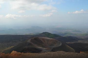 Excursion d'une demi-journée au Mont Etna au départ de Taormine