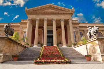 Gita di un giorno a Monreale e Palermo da Cefalù