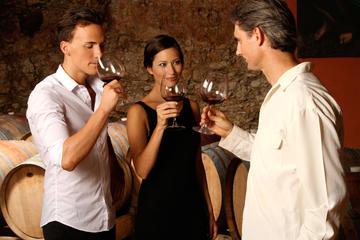 Monte Etna, Tour por el pueblo y cata de vinos desde Taormina