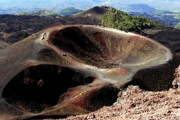 Mount Etna Half-Day Tour from Taormina