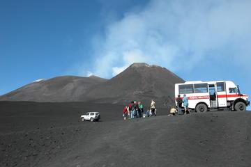 Recorrido al atardecer del Monte Etna desde Taormina