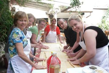 Sicilian Cooking Class and Market Tour in Taormina
