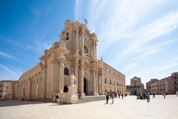 Tour giornaliero di Siracusa e Noto da Taormina