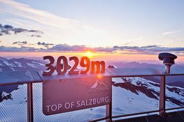 Kitzsteinhorn Ticket to the Top of Salzburg