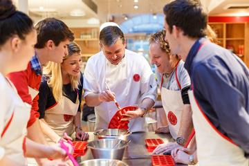 Clase de pastelería y postres franceses en L'atelier des Chefs