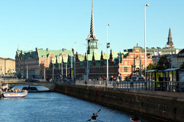 Copenhagen on Foot, Bike, and via Canal Cruise