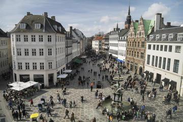 Excursão privada: Excursão a pé de dia inteiro em Copenhague
