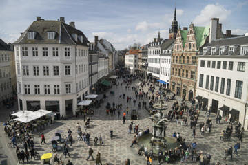 Private Tour: Copenhagen Full-Day Walking Tour