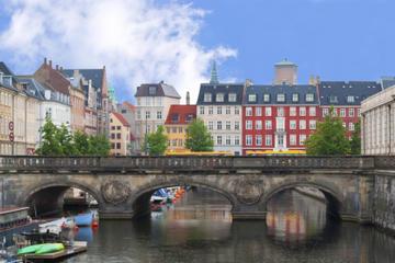 Tour a piedi per piccoli gruppi della città di Copenaghen