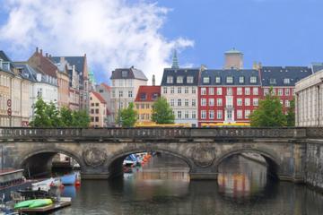 Vandretur i Københavns centrum med få deltagere