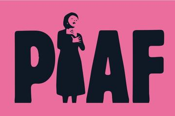 I Love Piaf:  An Intimate French Musical Revue in Paris with English...