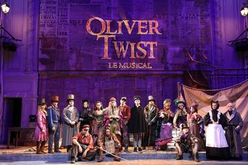 Oliver Twist the Musical: French Production in Paris with English...