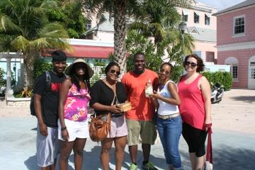 Aventura de gincana na cidade de Nassau