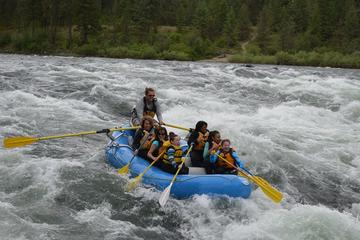 Day Trip Scenic Rafting on the Spokane River near Spokane, Washington