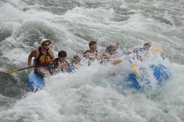 Day Trip Whitewater Rafting on the Spokane River near Spokane, Washington