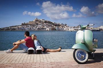 Excursión por la costa de Ibiza: Excursión a la campiña y la Bahía de...