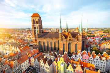 Gdansk Old Town Private Walking Tour...