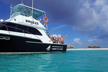 Boat Trip to Klein Curacao