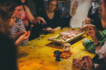 Tome el pulso de la ciudad de Quebec: Tour gastronómico por el barrio...