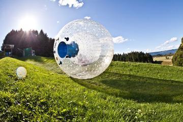 zorbing-en-ballule-ogo-rotorua
