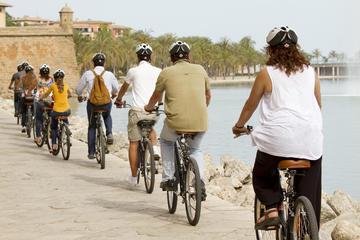 Escursione a terra a Maiorca: tour in bici di Palma con visita alla