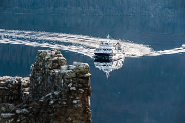 Caledonian Canal and Loch Ness Sightseeing Cruise, Including Urquhart...