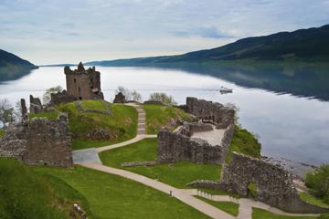 Croisière au Loch Ness