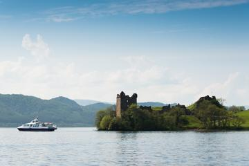 Crucero turístico por el lago Ness y visita al castillo de Urquhart