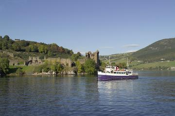 Loch Ness Sightseeing Cruise Including Visit to Urquhart Castle and...