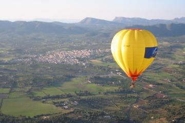 Mallorca – Fahrt im Heißluftballon