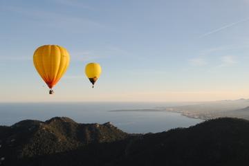 Private Fahrt im Heißluftballon in...